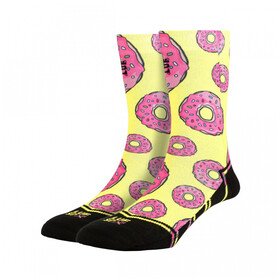 P.A.C. LUF SOX Classics Chaussettes, donuts